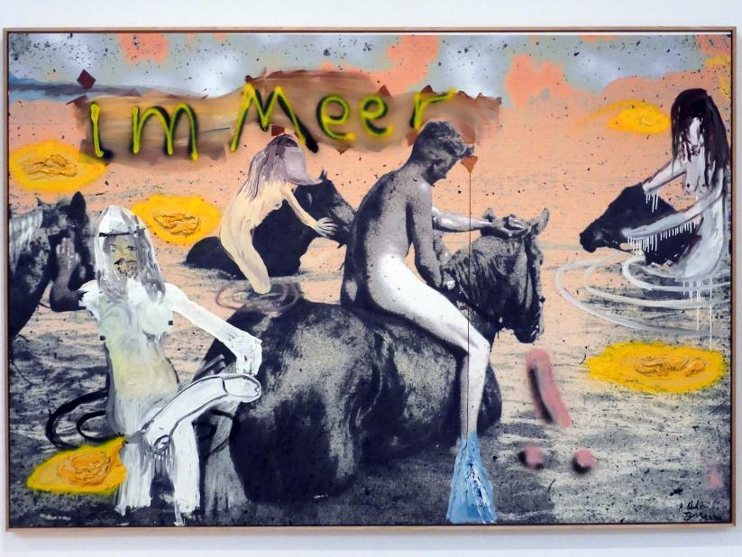 Jonathan Meese: Wasser 4, 2001