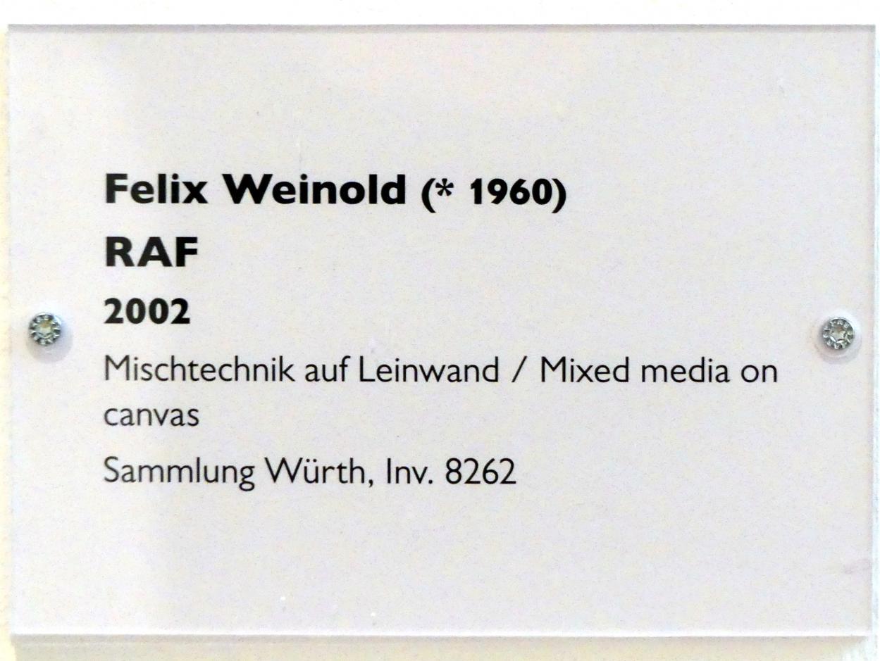 Felix Weinold: RAF, 2002, Bild 2/2