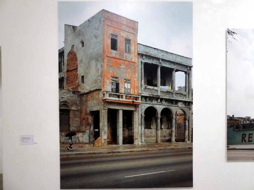 Magdalena Jetelová: Kuba (Havanna-Projekt), 1994 - 1995