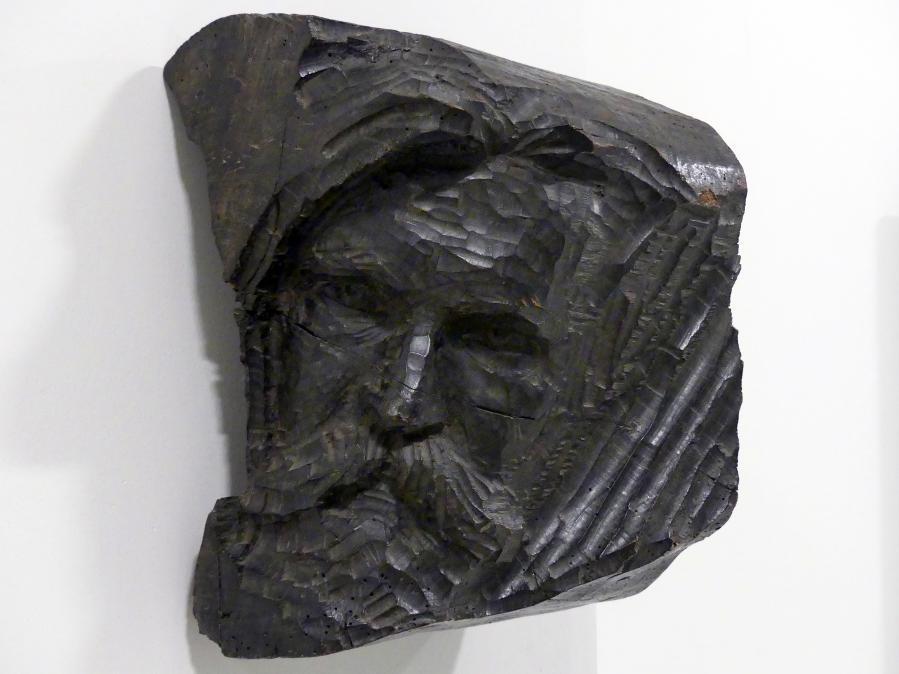 František Bílek: Selbstporträt, 1904