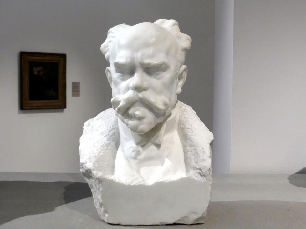 Ladislav Šaloun: Antonín Dvořák, 1904