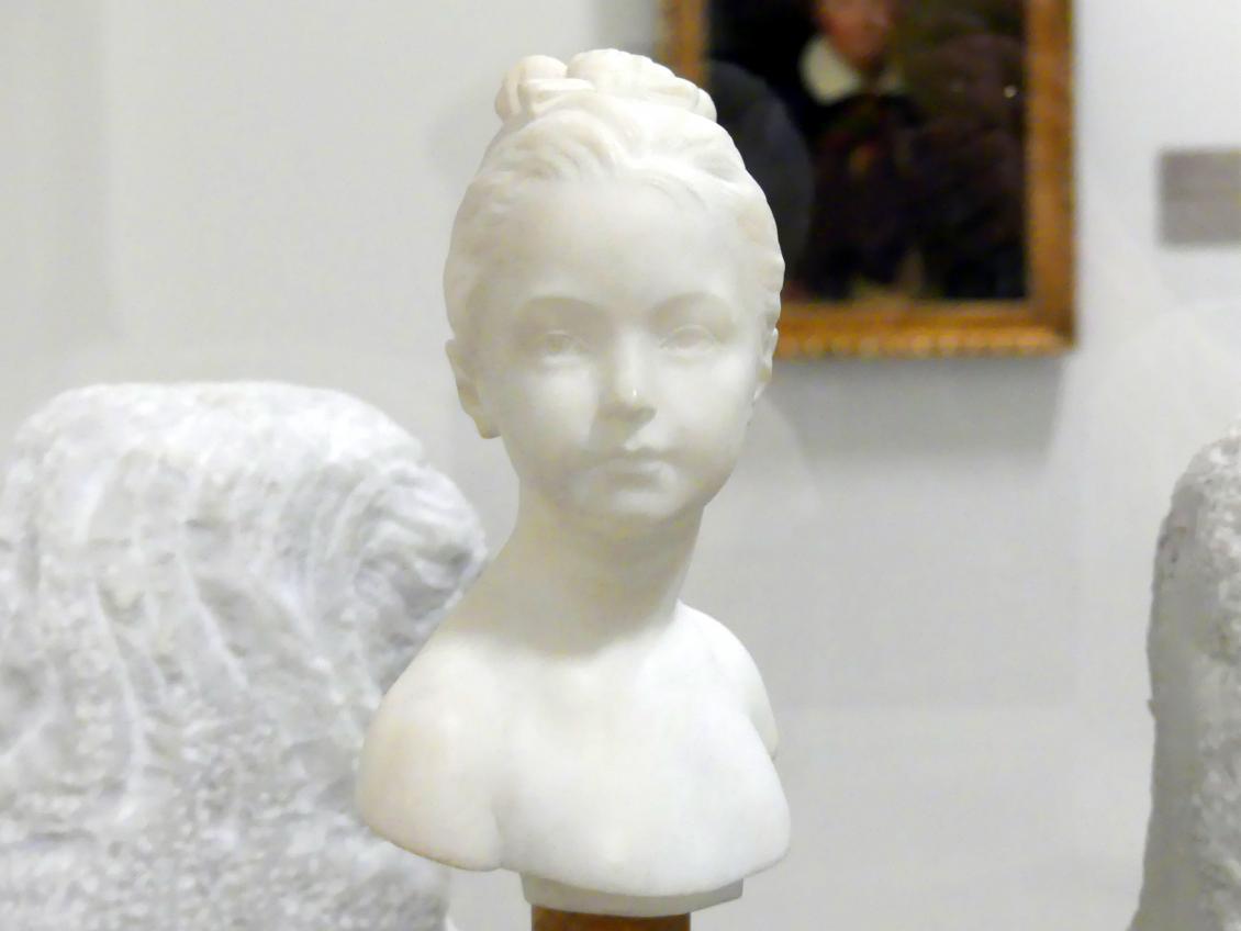 Jean-Antoine Houdon: Büste von Louise Brongniart, um 1777