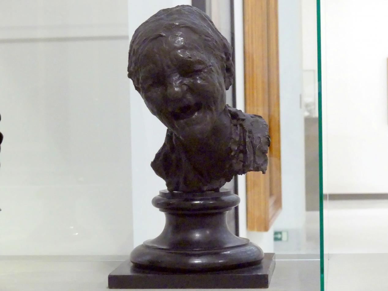 Medardo Rosso: La Mezzana, 1882
