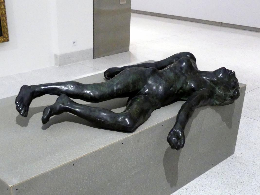 Auguste Rodin: Märtyrerin, 1885