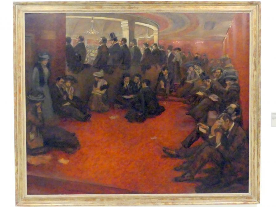 "Viktor Stretti: Schuberts ""Unvollendete"", 1904"