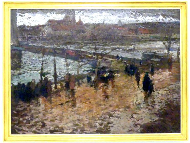 Antonín Slavíček: Eliška-Brücke, 1906