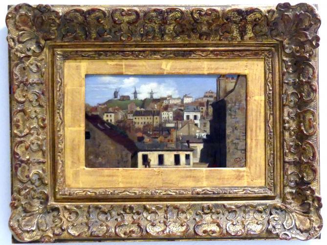 Soběslav Pinkas: Montmartre, 1856