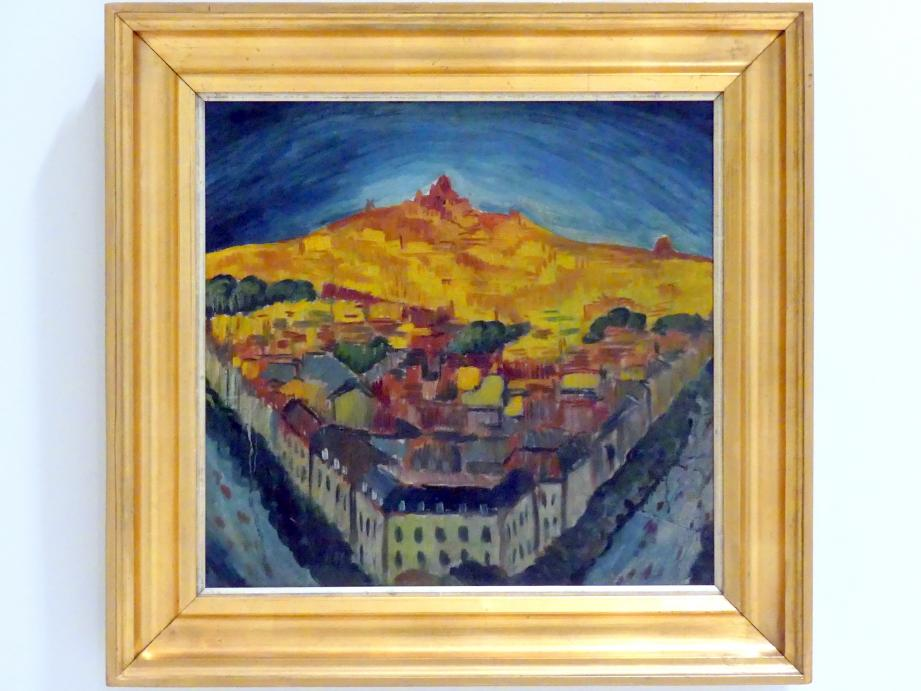Otakar Kubín: Montmartre, 1907 - 1908