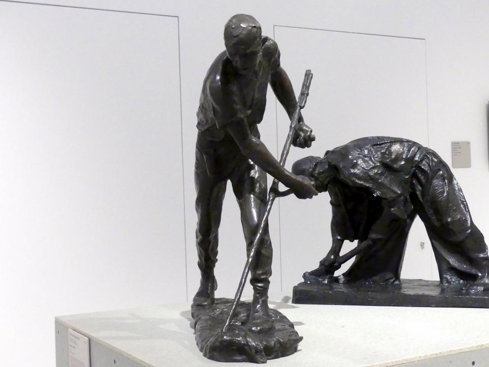 Constantin Meunier: Der Schnitter, 1895