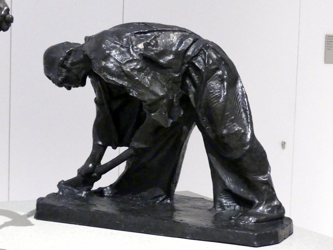 Franta Úprka (František Úprka): Der Pflüger, 1908