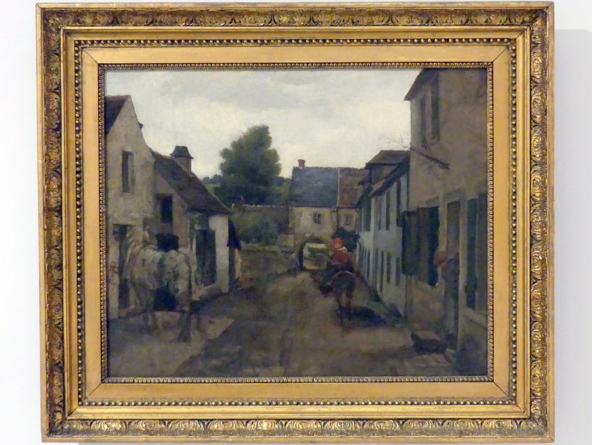 Soběslav Pinkas: Ansicht von Les Vaux-de-Cernay, 1858 - 1865