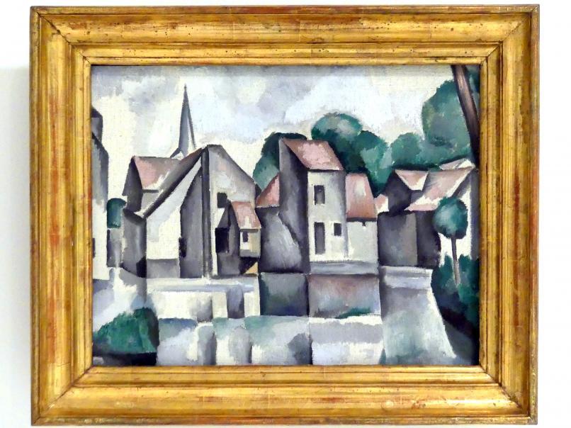 André Derain: Montreuil-sur-Mer, 1910
