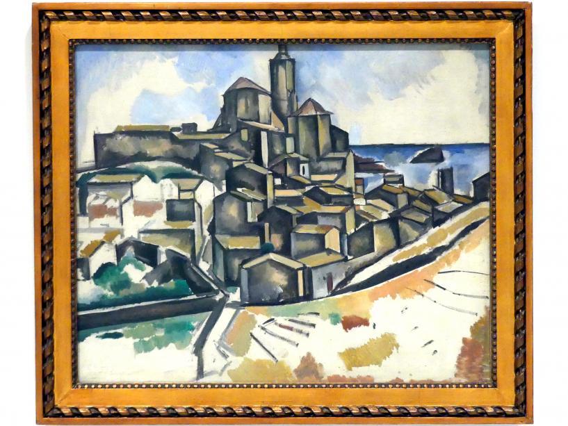 André Derain: Cadaqués, 1910