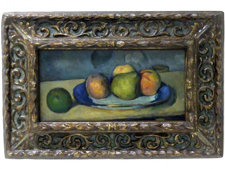 Paul Cézanne: Obst, 1879 - 1882