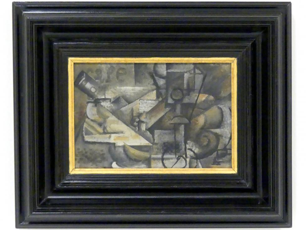 Pablo Picasso: Schweineschnitzel, 1912