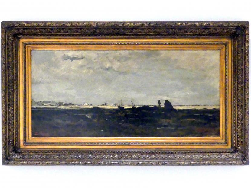 Charles-François Daubigny: Kérity le Vareck, 1867