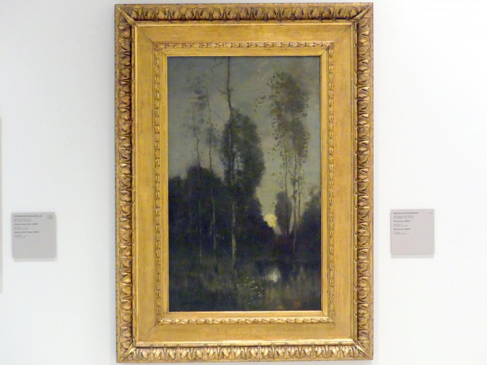 Robert Macaulay Stevenson: Nachtstück, 1893