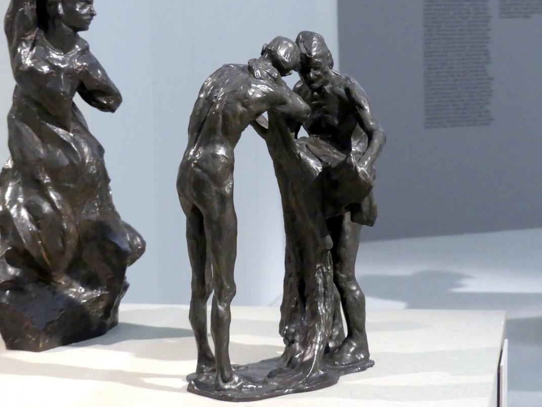 Bohumil Kafka: Zwei Männer nach dem Bad, 1905