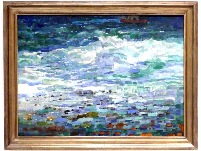 Otakar Nejedlý: Meer, 1908