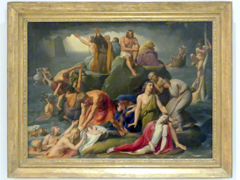 František Tkadlík: Die Sintflut, 1826
