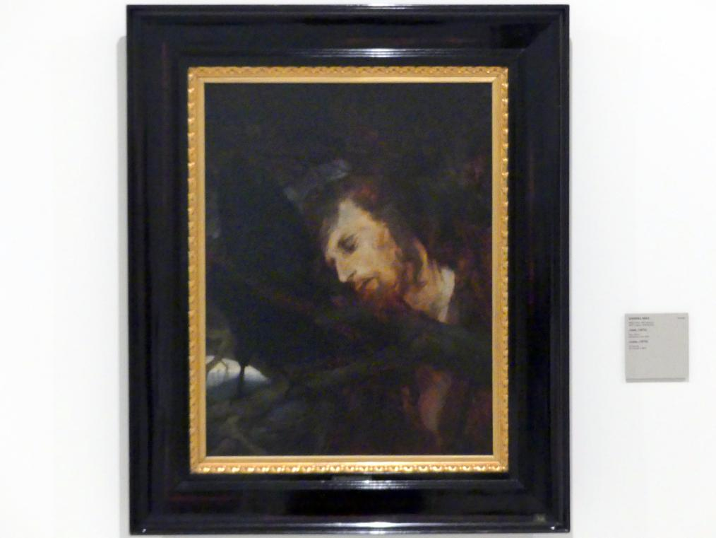 Gabriel von Max: Judas, 1875