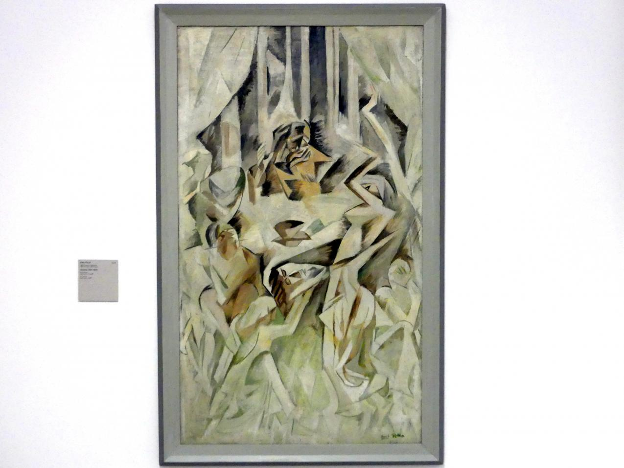Emil Filla: Salome, 1911 - 1912