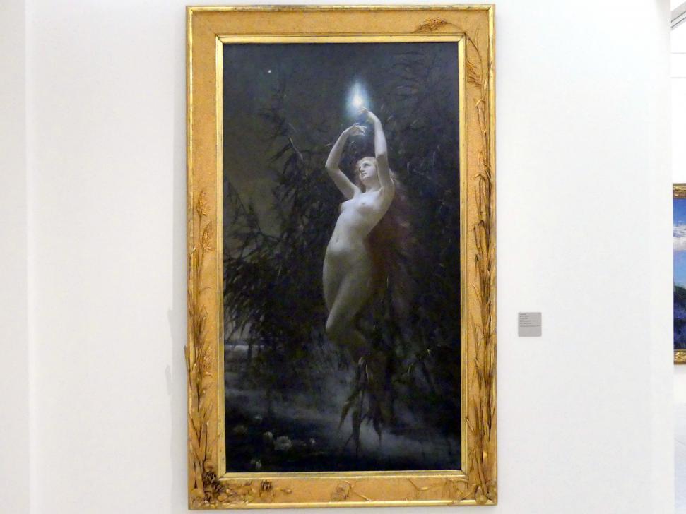Lev Lerch: Irrlicht, 1888