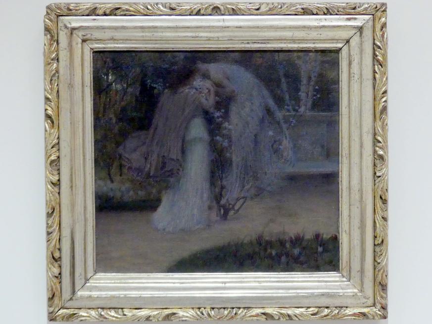 Jan Preisler: Kuss, 1895