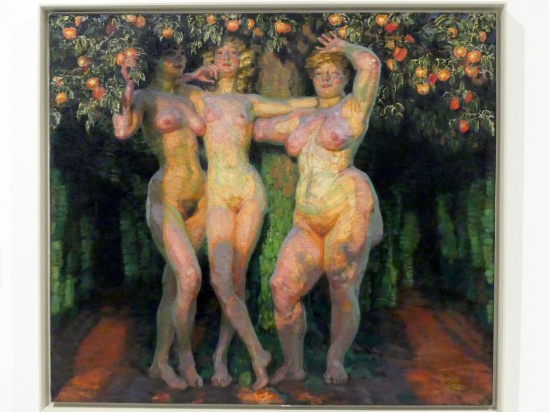 František Kupka: Herbstsonne, 1905 - 1906