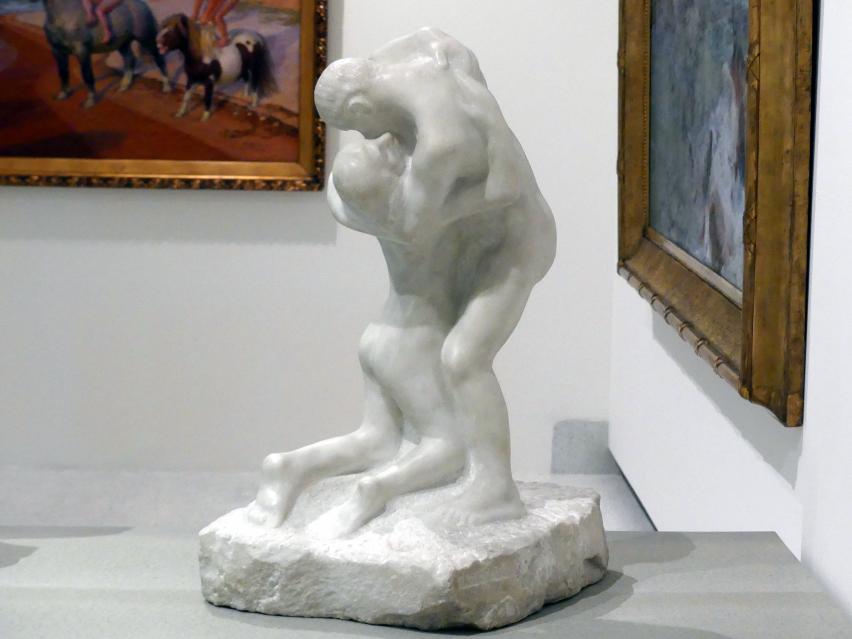 Josef Mařatka: Kuss, 1910
