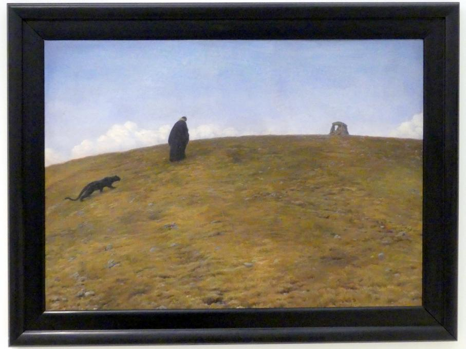 Arnost Hofbauer: Pilger, 1905
