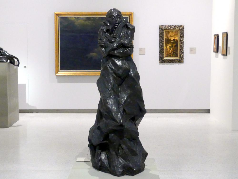 Otto Gutfreund: Angst, 1911 - 1912