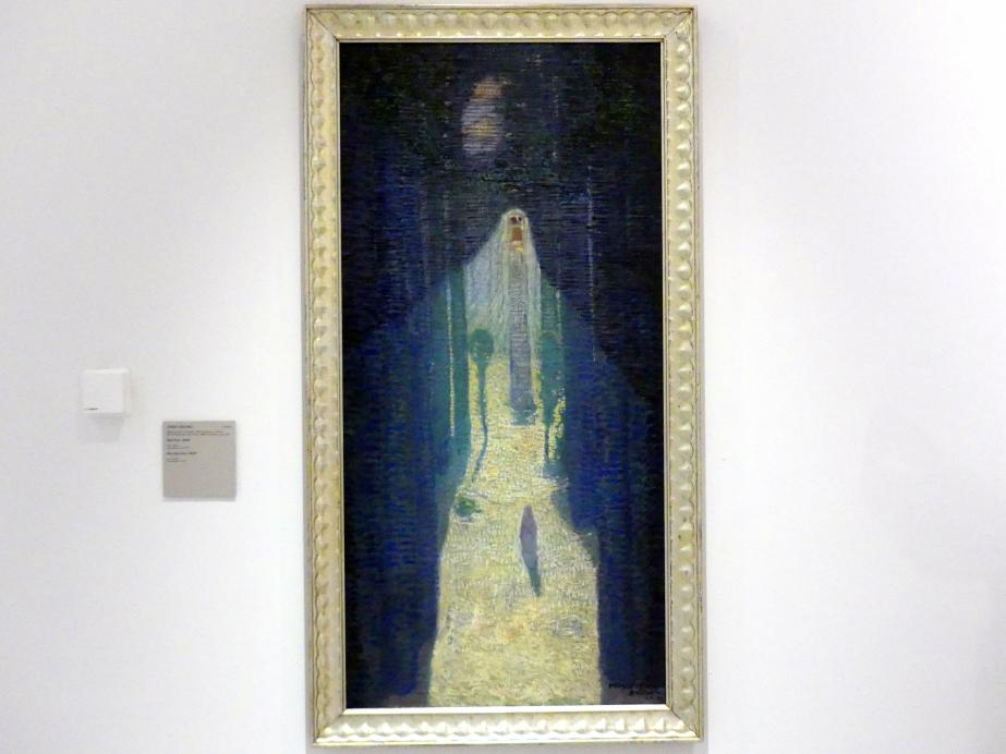 Josef Váchal: Gott Pan, 1909