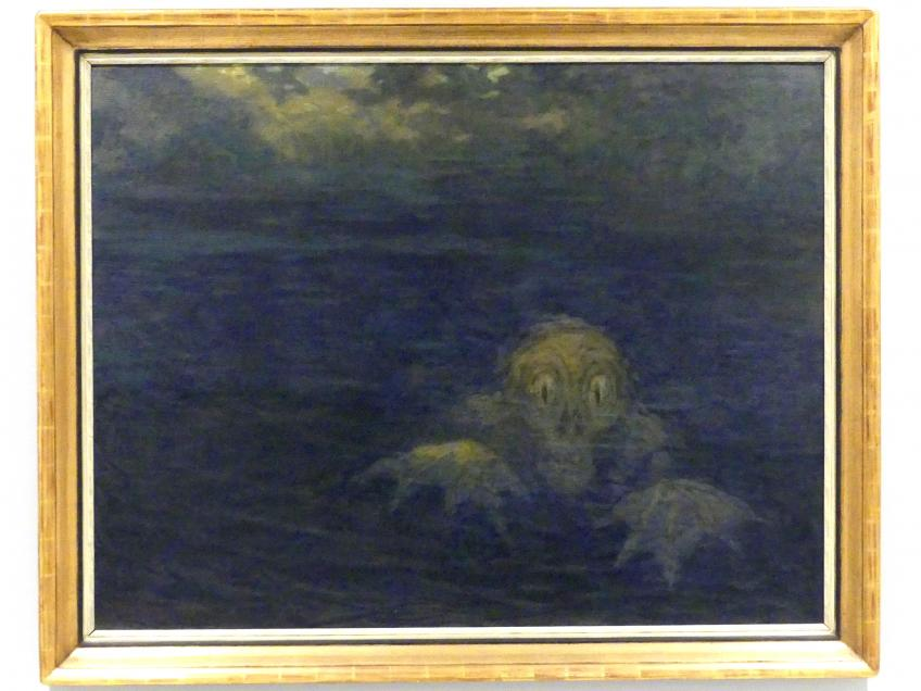 Jaroslav Panuška: Wassergeist, 1896