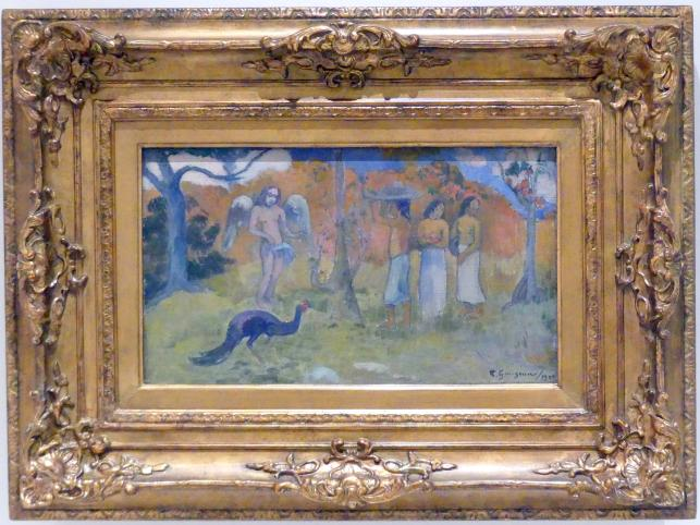 Paul Gauguin: Das Urteil des Paris, 1902