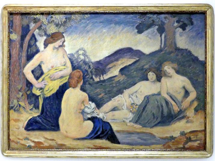 Jan Preisler: Badende I, 1912