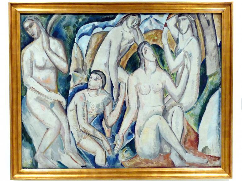 André Derain: Badende, 1908
