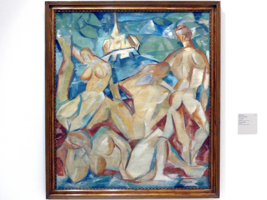 Emil Filla: Morgen, 1911
