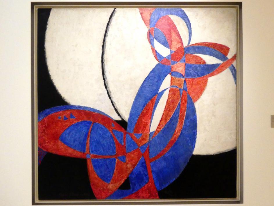 František Kupka: Amorpha. Fuge in zwei Farben, 1912