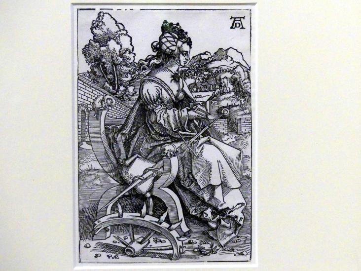 Hans Baldung Grien: Die heilige Katharina, um 1505 - 1507