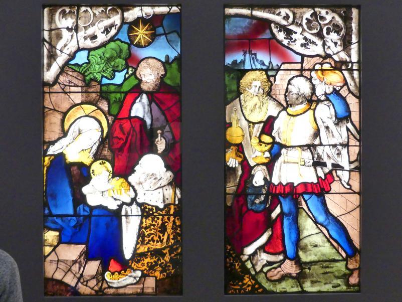 Hans Baldung Grien: Die Anbetung der Könige, 1506