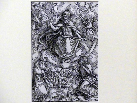 Hans Baldung Grien: Das Jüngste Gericht, 1505 - 1507