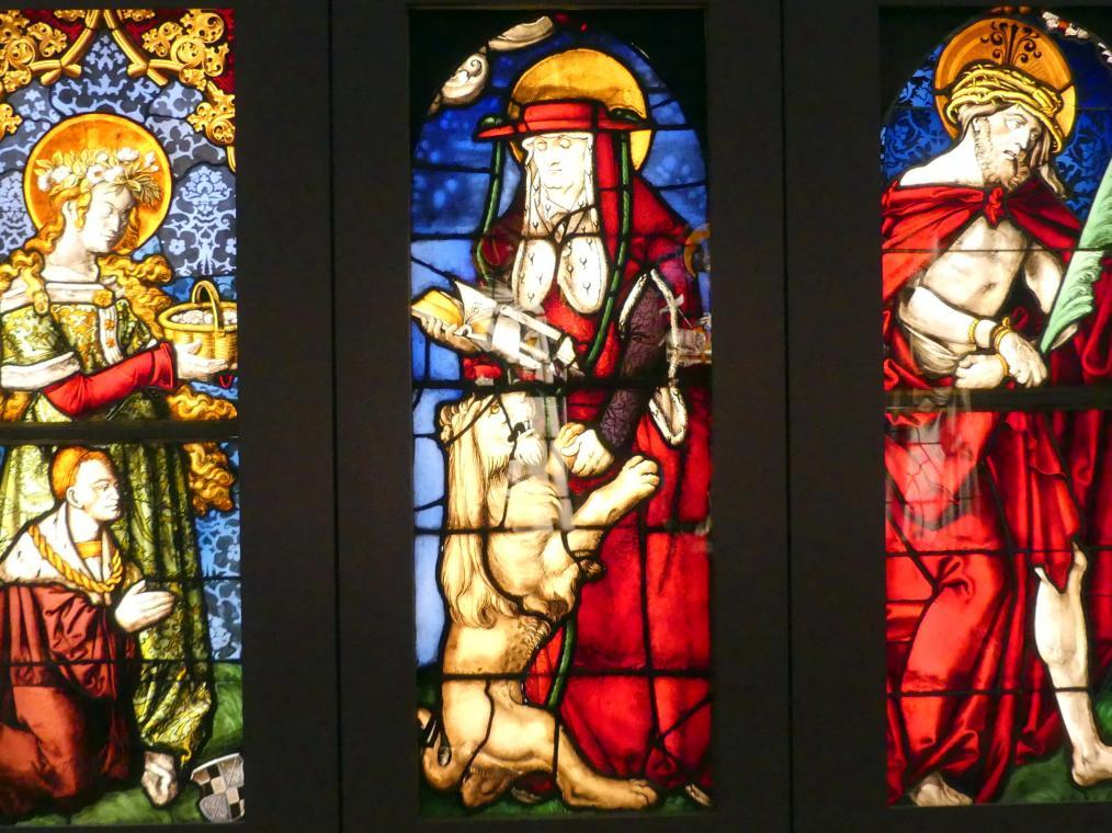 Hans Baldung Grien: Der heilige Hieronymus, um 1520
