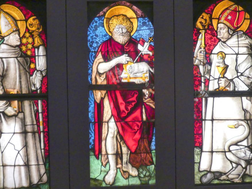 Hans Baldung Grien: Der heilige Johannes Baptista, um 1513