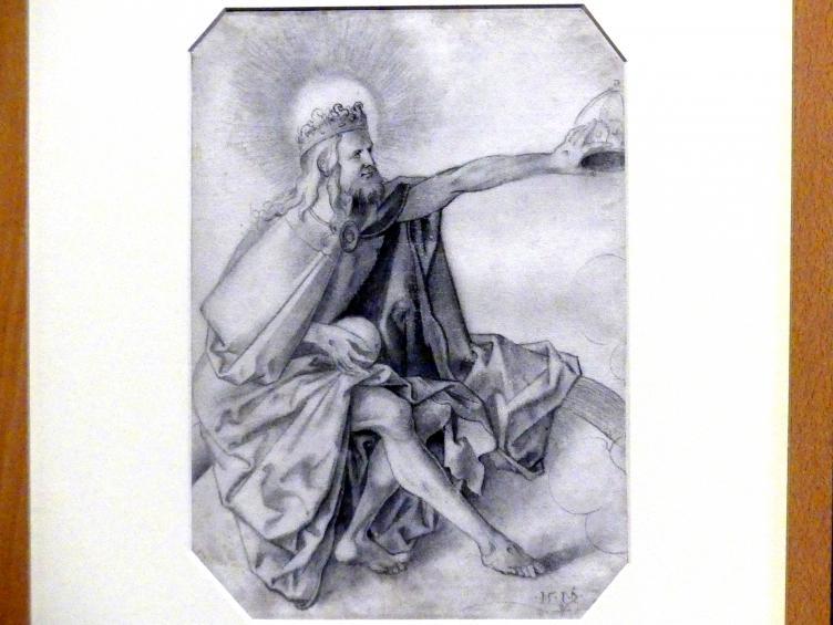Hans Baldung Grien (Kopie): Krönender Christus, 1513