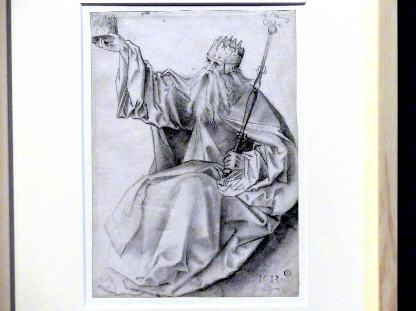Hans Baldung Grien (Kopie): Krönender Gottvater, 1513