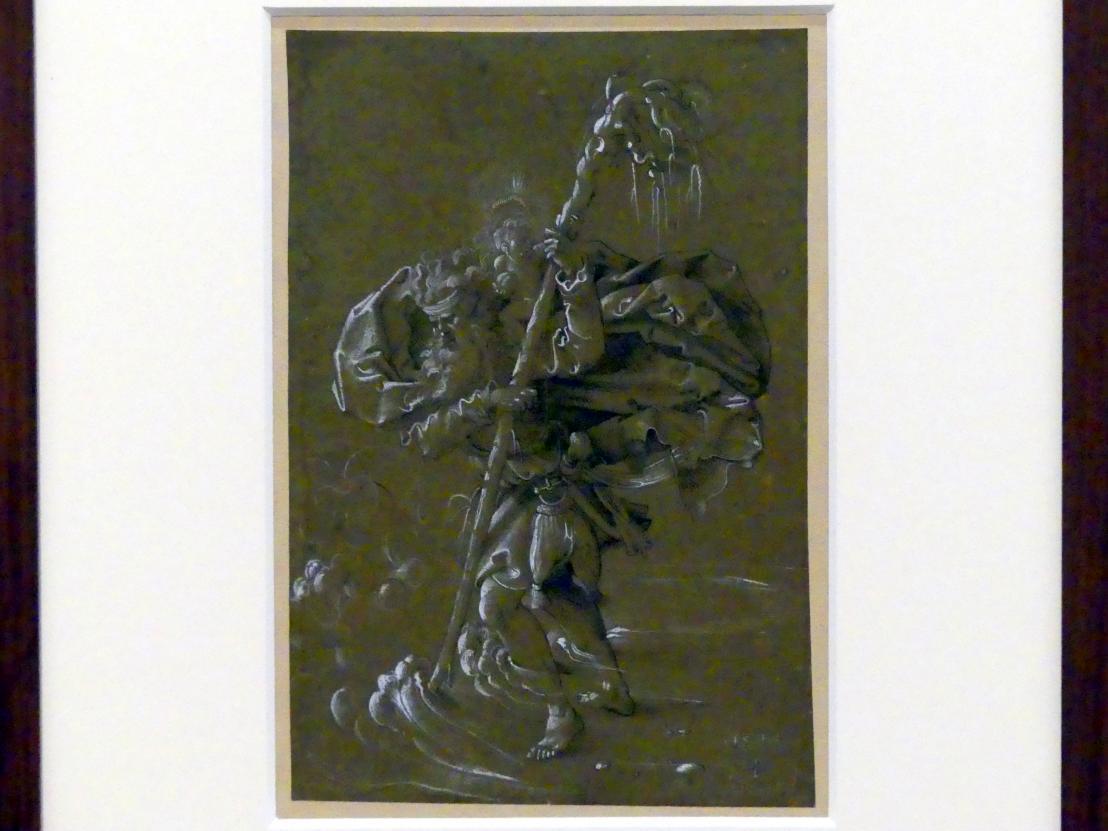 Hans Baldung Grien: Der heilige Christophorus, 1513