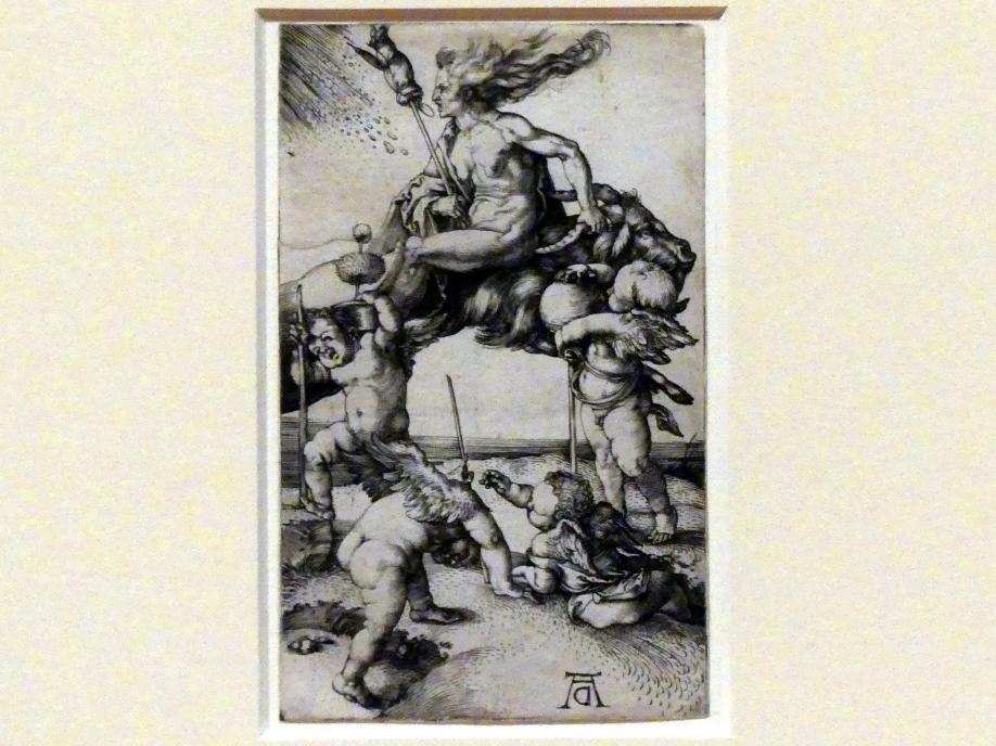 Albrecht Dürer: Die Hexe, um 1500