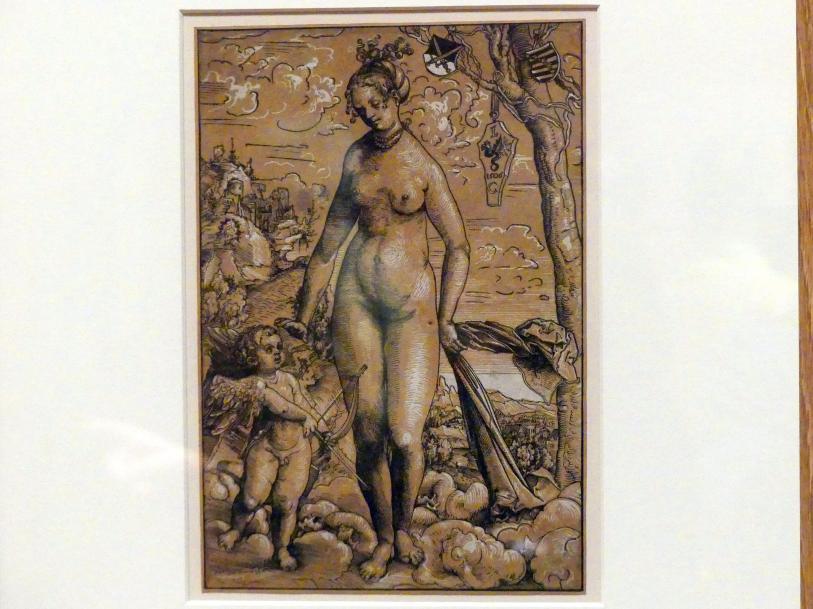Lucas Cranach der Ältere: Venus und Cupido, um 1508 - 1509