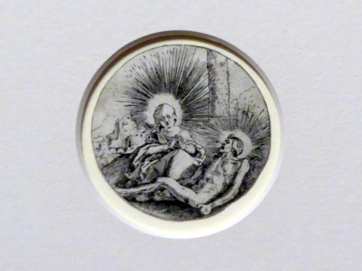 Hans Baldung Grien: Die Beweinung Christi, um 1512